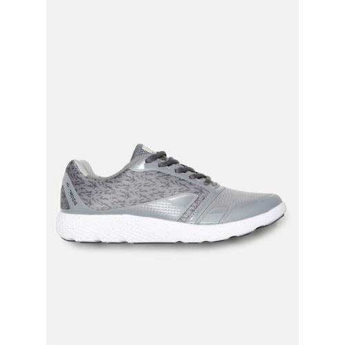 HRX by Hrithik Roshan Grey Mesh Regular Training Shoes
