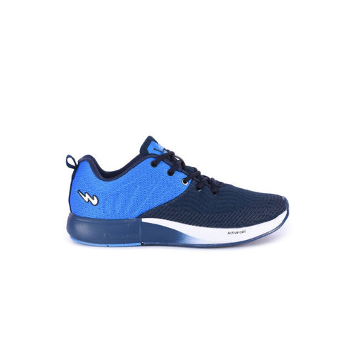 Campus Men Navy Blue ORBIT-2 Running Shoes