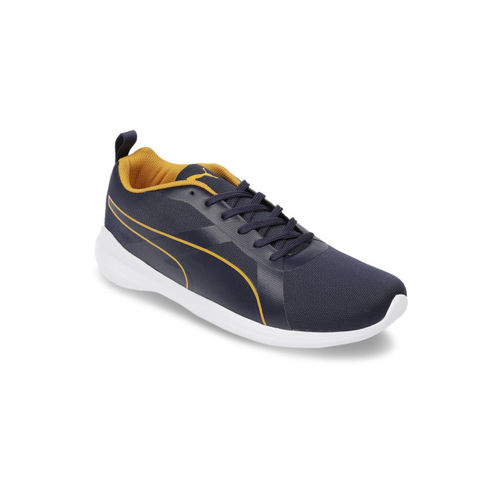 Puma Men Navy Blue Entrant IDP Running Shoes