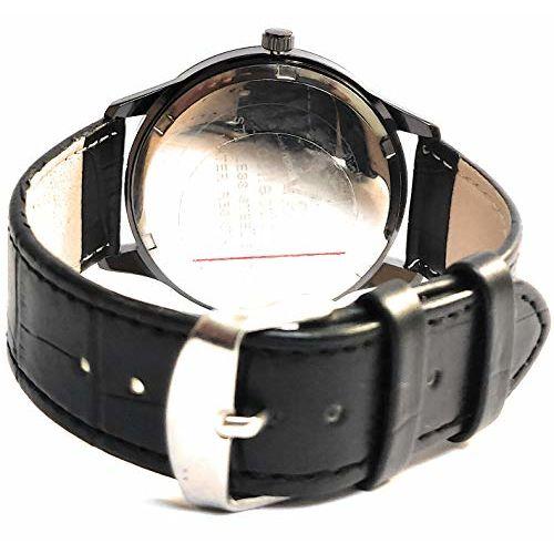 Generic Analogue Black Dial Men Watch_v330