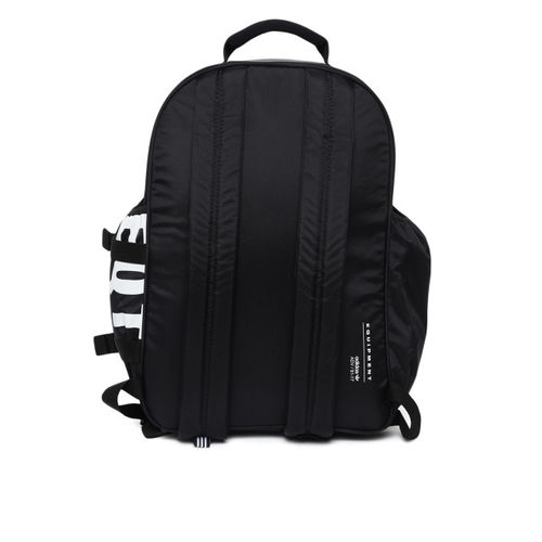 ADIDAS Originals Unisex Black & White CLAS BP EQT Printed Backpack