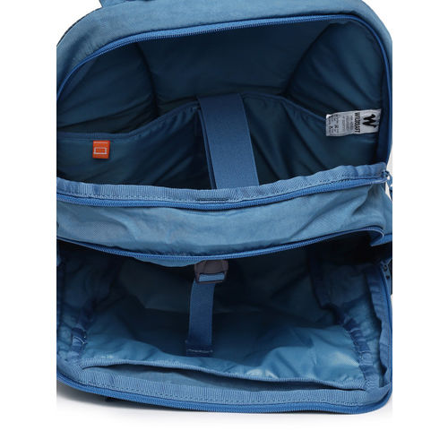 Wildcraft Blue Resa Solid Backpack