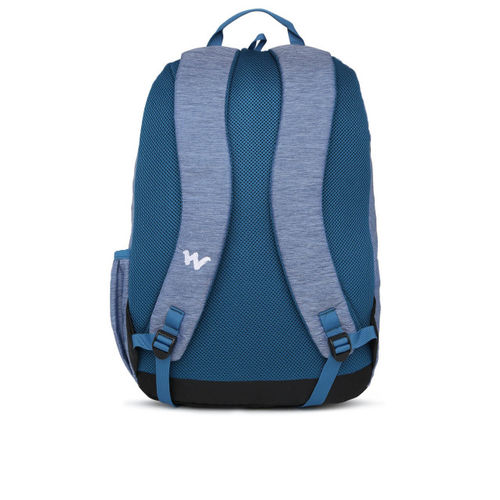 Wildcraft Unisex Blue Solid Melmyn 2 Backpack