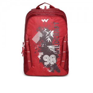 Wildcraft WC 6 Nature Backpack Red (11926)