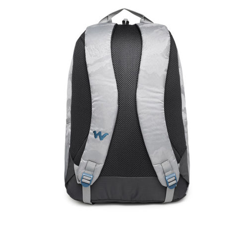 Wildcraft Unisex Grey Solid WC 2 Solid Backpack