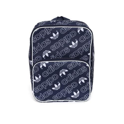 41aa88737cc0 ... ADIDAS Originals Unisex Navy CL M AC GR Brand Logo Print Laptop Backpack  ...