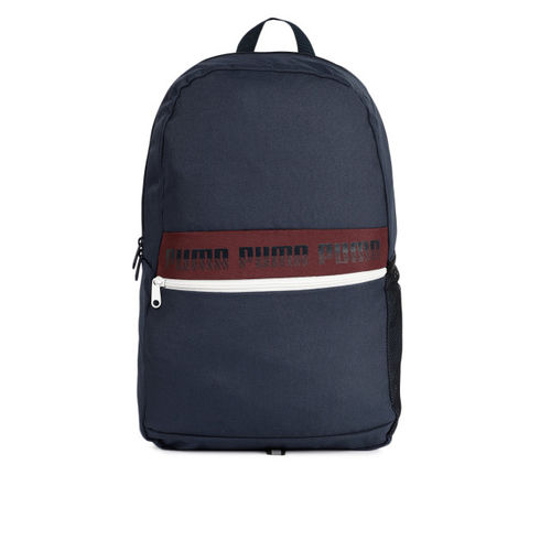 41fa9e4768 Buy Puma Unisex Navy Blue Phase Laptop Backpack online