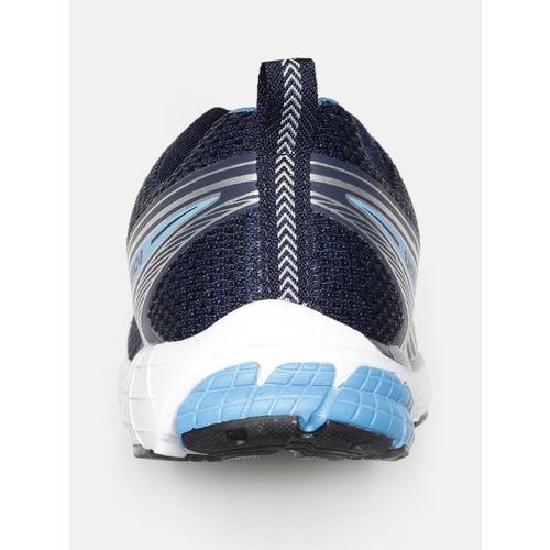 HRX by Hrithik Roshan Men Navy Blue Impact Series Running Shoes