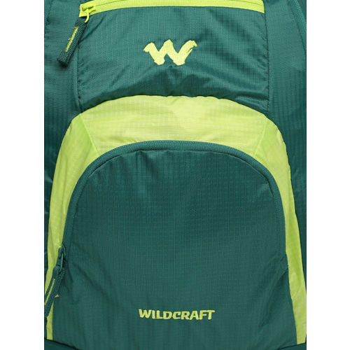 Wildcraft Hopper_2 30 L Laptop Backpack(Blue, Green)