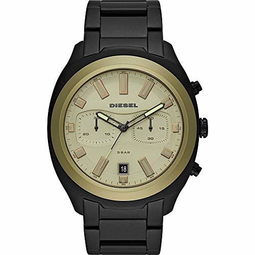 Diesel Tumbler Analog Green Dial Men's Watch-DZ4497