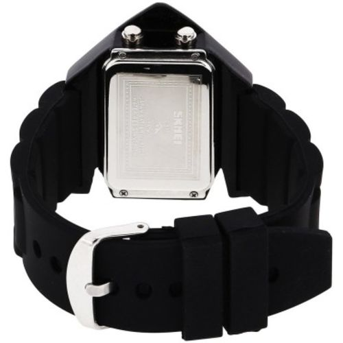 Skmei 0817B-Black Digital Watch - For Men & Women