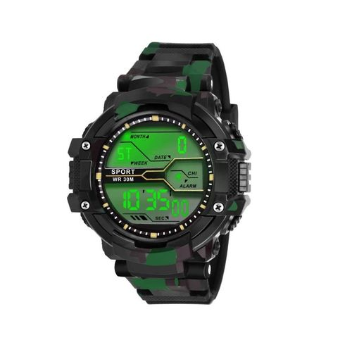 SKmei Army Digital Sport Watch FR-G523-ARMYGR2
