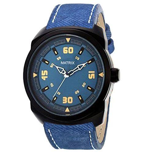 Matrix Explorer Analog Blue Dial Men's Watch- (WCH-150-A)
