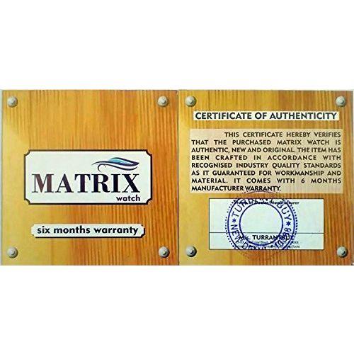 Matrix Casual Analogue Multicolour Dial Men & Boys Watch-WCH-202