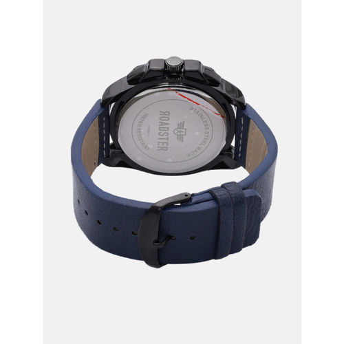 Roadster Men Navy Blue Analogue Watch 170181 -1