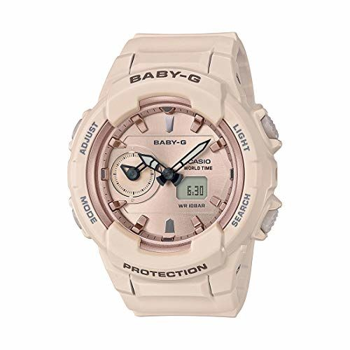 1cf1eed47a6 Buy Casio Baby-g Analog-Digital Rose Gold Dial Women s Watch - BGA-230SA-4ADR  (BX117) online