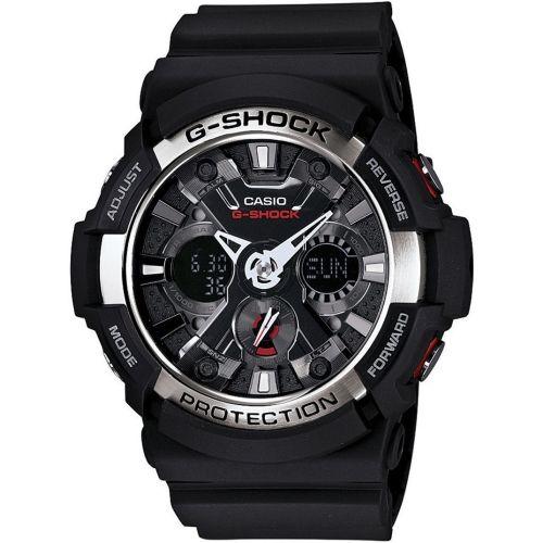 Casio G361 G-Shock Black Round Analog&Digital Watch