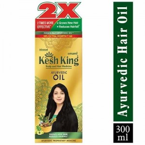 Kesh King Scalp and Hair Oil