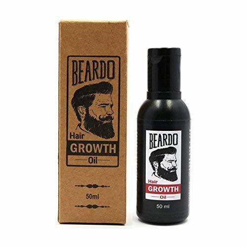 Beardo Growth Oil For Beard & Hair - 50 ml