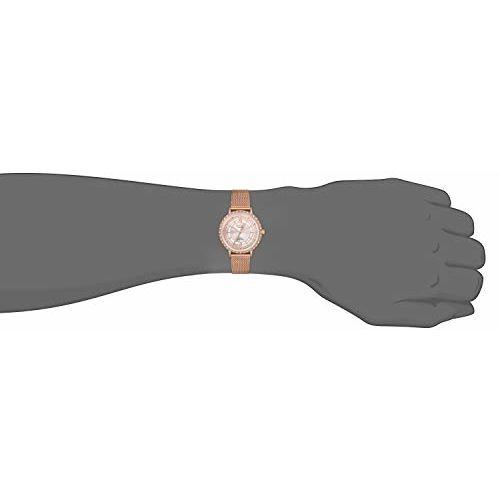 OMAX Analog Light Pink Dial Womens Watch - SPM02RP8I