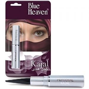 Blue Heaven Personal Kajal (1.5 g, Black), Set of 2