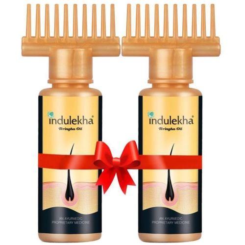 Indulekha Bringha Selfie Bottle Hair Oil (200 ml) Hair Oil