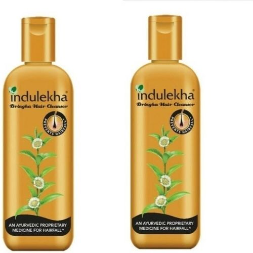 Indulekha Anti-Hairfall Shempoo Pack Of-2