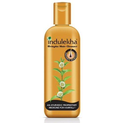 Indulekha Bringha Anti-hairfall shampoo, 200ml