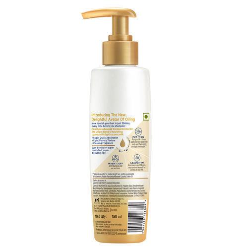 Parachute Advansed Coconut Creme Oil for Hair