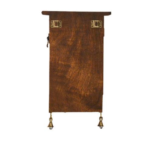 Unravel India Box Wooden Key Holder