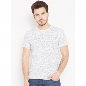 ae239c3dc Buy Hangout Hub Black Cotton Printed Couple Tshirts online | Looksgud.in