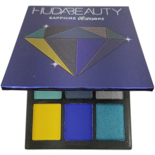 Huda Beauty Sapphire Obsessions Eyeshadow Palette 12.0 ml