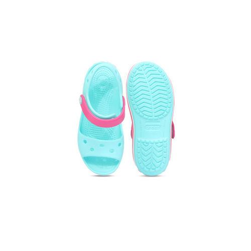 Crocs Aqua Blue Sandals
