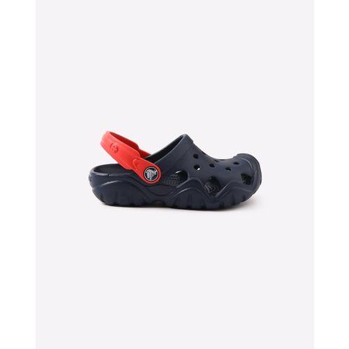Crocs Swiftwater Navy Blue Clogs