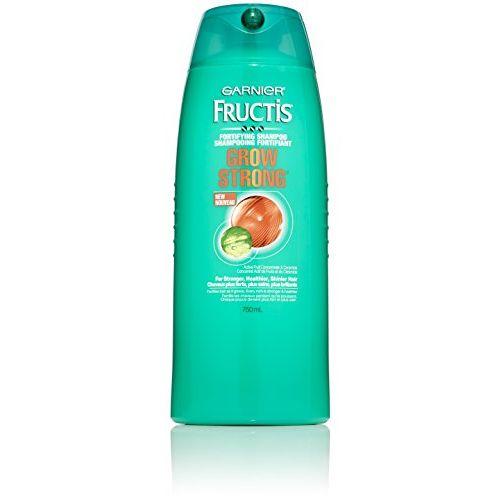 Garnier Hair Care Fructis Grow Strong Shampoo, 25.4 Fluid Ounce
