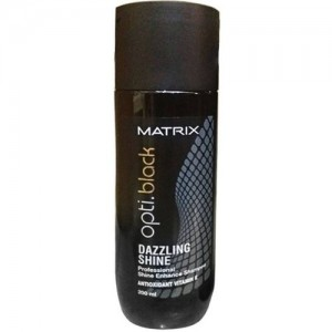 Matrix Opti Black Dazzling Shine Shampoo