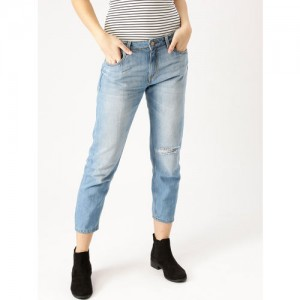DressBerry Blue Denim Casual Jeans