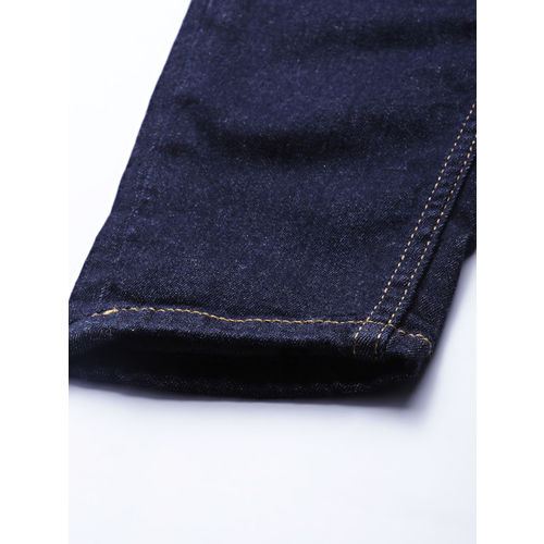 Tommy Hilfiger Women Navy Blue Skinny Fit High-Rise Clean Look Stretchable Jeans