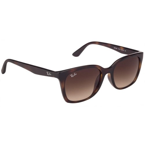 88463a020f9 Ray-Ban Tortoise Brown Gradient Women s Sunglasses at LensKart.com   Rs. ...