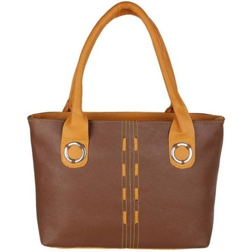 XASIO Lite Brown Synthetic Shoulder Bag