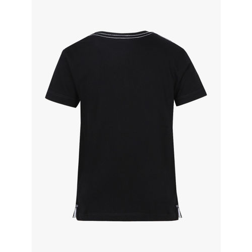 Kids Ville Batman Black T-Shirt