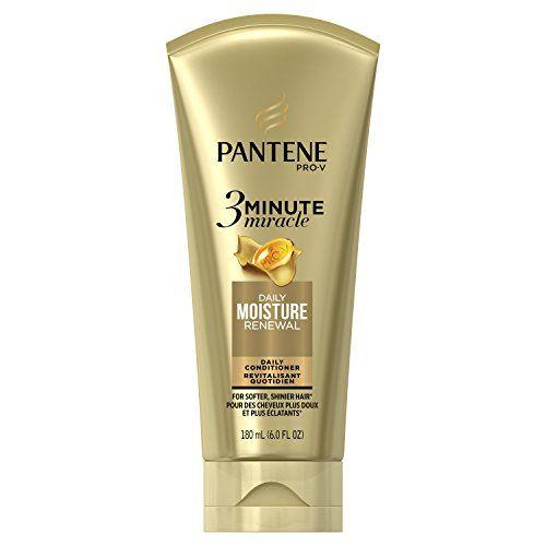 Pantene Moisture Renewal 3 Minute Miracle Deep Conditioner
