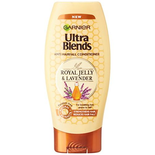 Garnier Ultra Blends Royal Jelly and Lavender Conditioner, 175ml