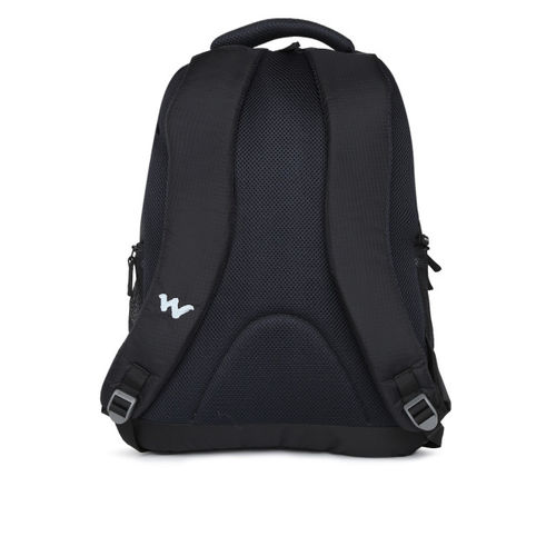 Wildcraft Hopper_2 30 L Laptop Backpack(Black)