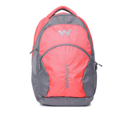 Wildcraft Unisex Red & Grey Ace 2 Backpack