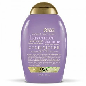 OGX Hydrate & Color Reviving + Lavender Luminescent Platinum