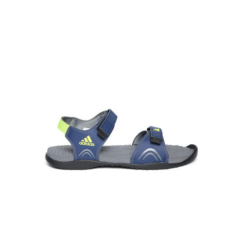 31d542751 Buy ADIDAS Men Navy GEMPEN M Sports Sandals online