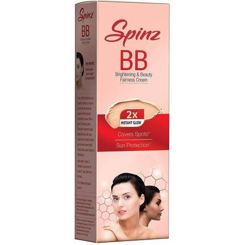 Spinz BB Brightening & Beauty Fairness Cream 29g