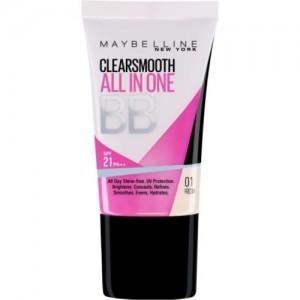 Maybelline Clearsmooth All In One BB Cream (01 Fresh)