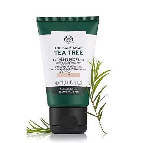 The Body Shop Tea Tree Flawless BB Cream 01,40ml